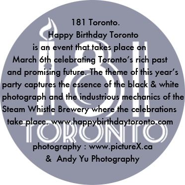 181 Happy Birthday Toronto Information