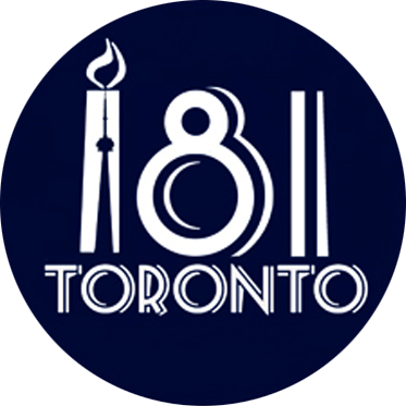 Happy Birthday Toronto website